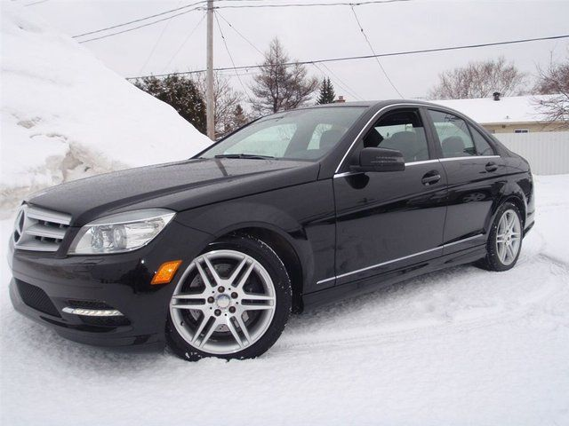 2011 mercedes benz c class c300 4matic ensemble sport cuir