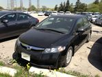 2011 Honda Civic 4dr Auto DX-G 1.99 FINANCE.HONDA CERTIFIED in Rexdale, Ontario