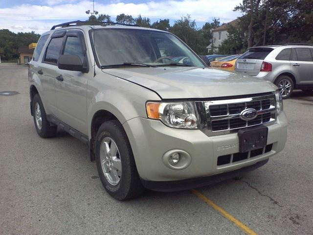 2009 ford escape xlt 4wd caledonia ontario used car for. Black Bedroom Furniture Sets. Home Design Ideas