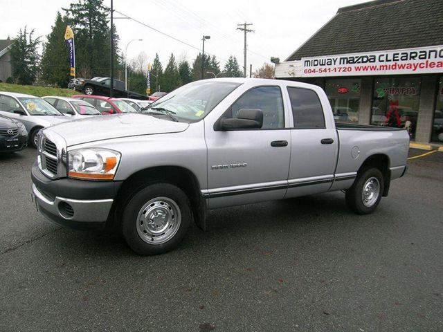 2006 dodge ram 1500 4 7l surrey british columbia used car for sale. Black Bedroom Furniture Sets. Home Design Ideas