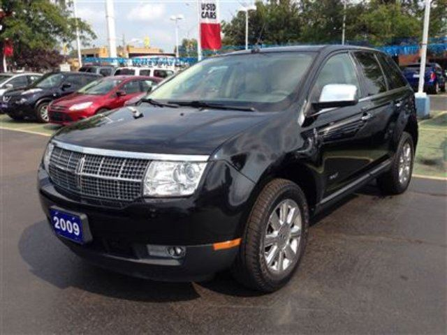 2009 lincoln mkx all wheel drive luxury package burlington ontario used car for sale. Black Bedroom Furniture Sets. Home Design Ideas