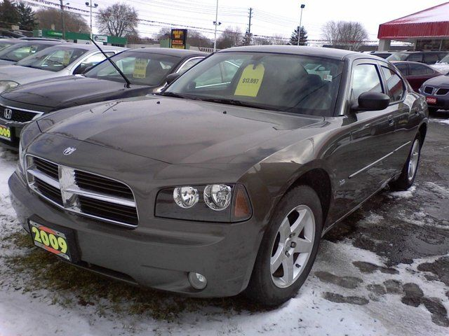 2009 dodge charger sxt sedan cambridge ontario used. Black Bedroom Furniture Sets. Home Design Ideas