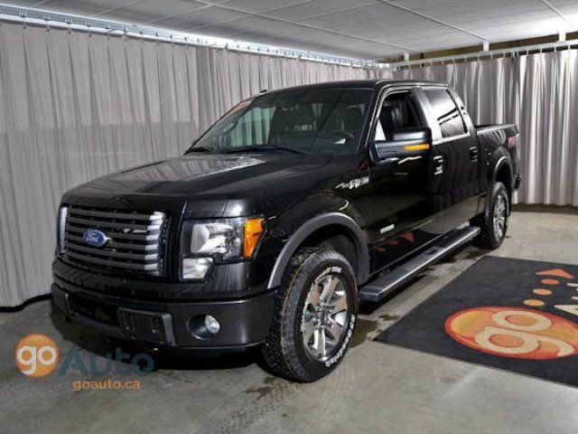 2012 ford f 150 fx4 4x4 supercrew 3 5l ecoboost leather max trailer tow navigation. Black Bedroom Furniture Sets. Home Design Ideas