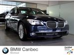 2012 BMW 750 Groupe executif, radio satellite, navigation in Montreal, Quebec