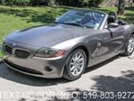 2003 BMW Z4 2.5L ROADSTER!! LOADED in Guelph, Ontario