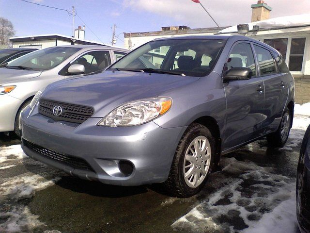 2008 toyota matrix sport wagon ottawa ontario used car for sale. Black Bedroom Furniture Sets. Home Design Ideas