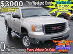 2007 GMC Sierra 1500 Quad Cab 4X4 2500 SLE in Langley, British Columbia