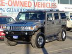 2007 HUMMER H2 NAV. DVD LEATHER SEATING SUNROOF in Rexdale, Ontario