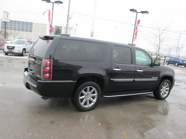 used 2007 gmc yukon xl denali for sale. Black Bedroom Furniture Sets. Home Design Ideas