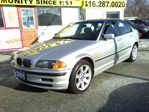 2001 BMW 3 Series 5 SP / LEATHER / ALLOYS / $5998 / LOADED / SOLD in Scarborough, Ontario