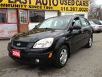 2006 Kia Rio $5998 / Rio5 SX Hatchback / LOADED in Scarborough, Ontario
