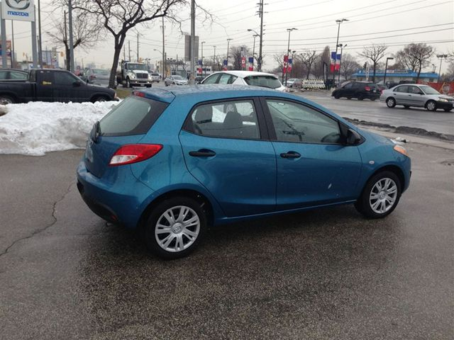 2012 mazda mazda2 gx certified pre owned toronto ontario used car for sale. Black Bedroom Furniture Sets. Home Design Ideas