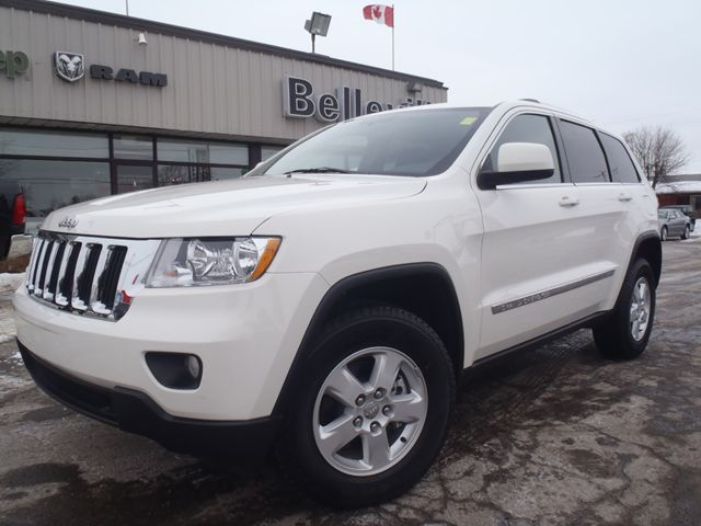 2012 jeep grand cherokee laredo v6 tow bluetooth under 100 kms in. Cars Review. Best American Auto & Cars Review