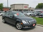 2010 Mercedes-Benz E-Class E350 2010 Mercedes-Benz E-Class E350W4- NAVIGATION- 4MATIC Sedan in Scarborough, Ontario