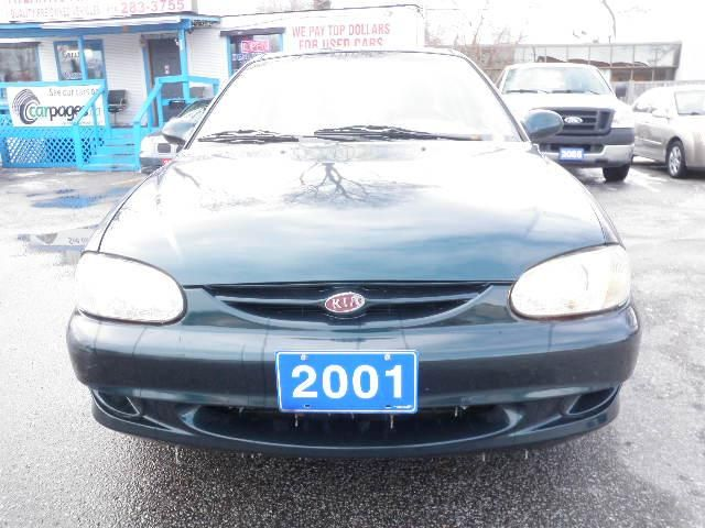 2001 kia sephia ls scarborough ontario used car for sale. Black Bedroom Furniture Sets. Home Design Ideas