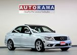 2008 Mercedes-Benz C-Class C230 LEATHER SUNROOF 4WD in North York, Ontario