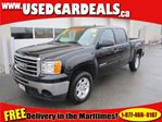 2012 GMC Sierra 1500 Z-71 Sle 5.3L 4x4 Crew Alloys All Equipped in Saint John, New Brunswick