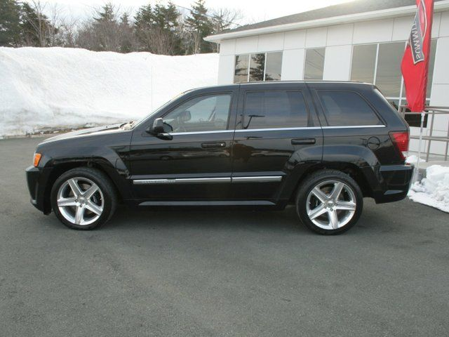 2007 jeep grand cherokee srt8 st john 39 s newfoundland. Black Bedroom Furniture Sets. Home Design Ideas