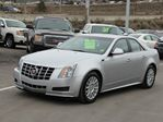 2012 Cadillac CTS AWD-w/ SOFT RIDE SUSPENSION in Kamloops, British Columbia