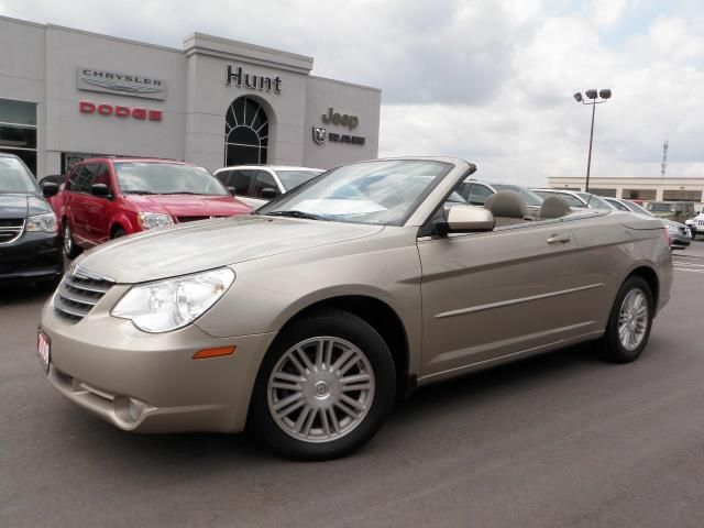 2008 chrysler sebring touring convertible softtop milton ontario. Cars Review. Best American Auto & Cars Review