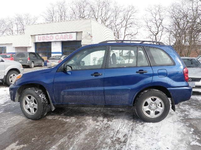 2005 toyota rav4 markham ontario used car for sale. Black Bedroom Furniture Sets. Home Design Ideas