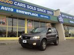 2005 Ford Escape LTD in North York, Ontario