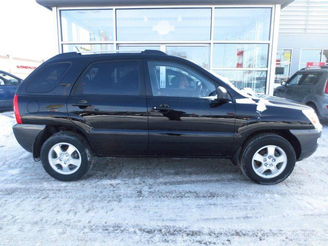 2006 kia sportage lx fwd winnipeg manitoba used car for. Black Bedroom Furniture Sets. Home Design Ideas