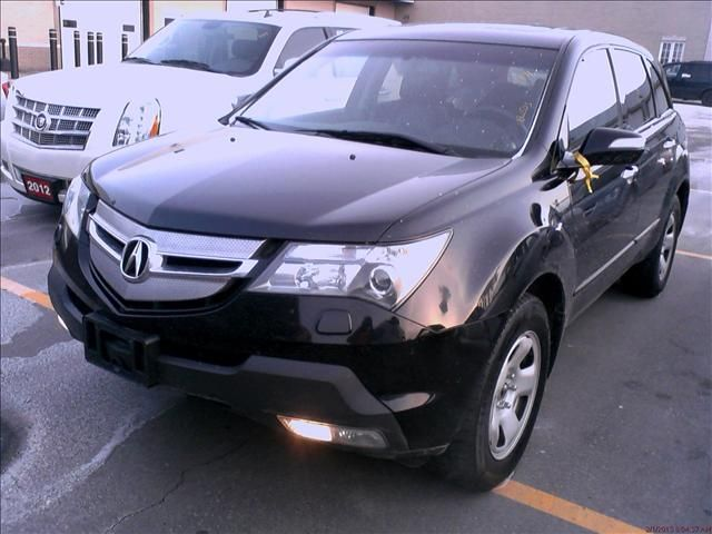2009 acura mdx sh awd all wheel drive sold scarborough ontario used car for sale. Black Bedroom Furniture Sets. Home Design Ideas