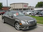 2010 Mercedes-Benz E-Class E350 2010 Mercedes-Benz E-Class E350W4 NAVIGATION SPORT+AMG PKG NO ACCIDENT Sedan in Scarborough, Ontario