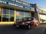 1985 Plymouth Reliant SE K-Car  ONE OWNER! LOW KMS! in North York, Ontario