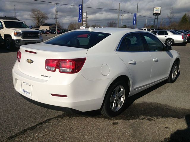 2013 chevrolet malibu lt smiths falls ontario used car for sale. Black Bedroom Furniture Sets. Home Design Ideas