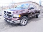 2004 Dodge RAM 1500 SLT CREW CAB LOCAL TRUCK POWER GROUP in St Catharines, Ontario