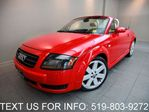 2005 Audi TT AWD ROADSTER QUATTRO! 6-SPEED! LEATHER in Guelph, Ontario