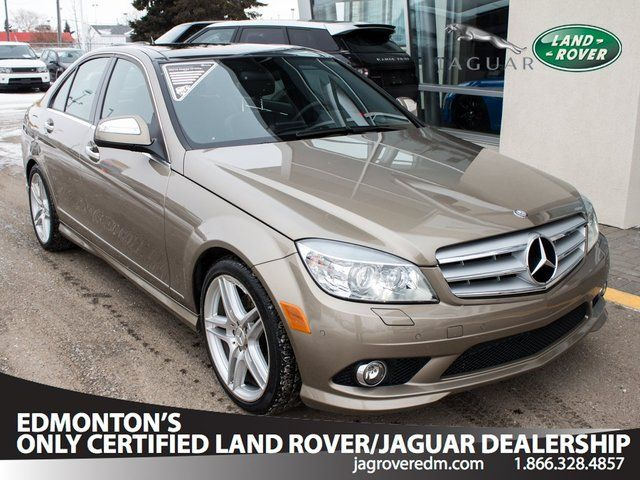 2009 mercedes benz c class c350 edmonton alberta used for 2009 mercedes benz c350
