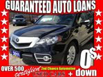 2011 Acura RDX           in Scarborough, Ontario