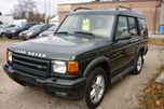 2002 Land Rover Discovery           in Cambridge, Ontario