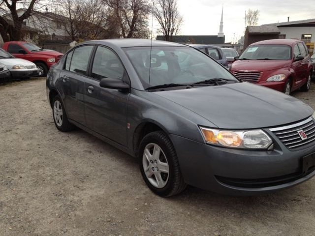 2006 saturn ion sl1 5sp cambridge ontario used car for. Black Bedroom Furniture Sets. Home Design Ideas