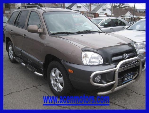 2005 hyundai santa fe gls hamilton ontario used car for sale. Black Bedroom Furniture Sets. Home Design Ideas