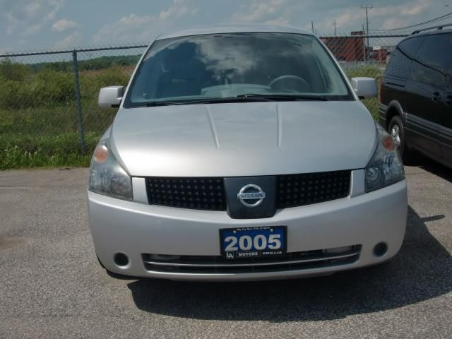2005 nissan quest s orillia ontario used car for sale. Black Bedroom Furniture Sets. Home Design Ideas