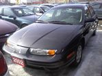 2002 Saturn S-Series SW2 SL1 Sedan in Scarborough, Ontario
