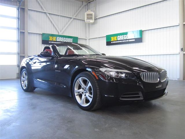 2009 Bmw Z4 Sdrive 35i Cabriolet Magog Quebec Used Car