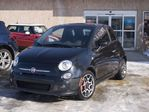 2012 Fiat 500 Sport, POWER SUNROOF, AUTO in Edmonton, Alberta