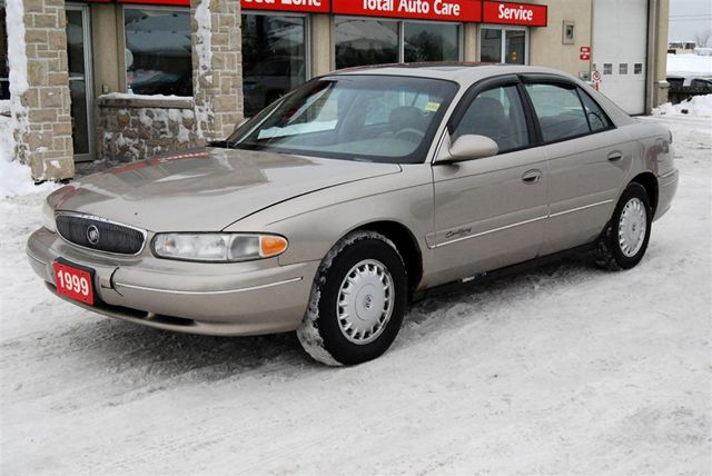 1999 buick century limited ottawa ontario used car for sale. Black Bedroom Furniture Sets. Home Design Ideas
