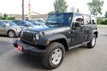 2010 Jeep Wrangler Unlimited Sport in Ottawa, Ontario