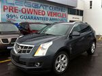 2010 Cadillac SRX AWD LUXURY AT AFFORDABLE PRICE HURRY IN WON'T in Rexdale, Ontario