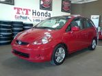2008 Honda Fit Hatchback in Calgary, Alberta