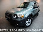 2007 Ford Escape XLT 4WD LEATHER! ALLOYS! LOADED CERTIFIED! 4X4! in Guelph, Ontario