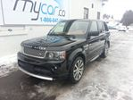 2011 Land Rover Range Rover Sport Supercharged Autobiography in Richmond, Ontario