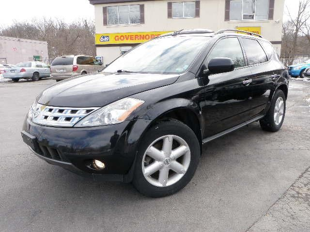 2003 nissan murano se dundas ontario used car for sale. Black Bedroom Furniture Sets. Home Design Ideas