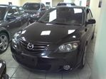 2005 Mazda MAZDA3 GT.HATCH, LEATHER+SUNROOF in Mississauga, Ontario
